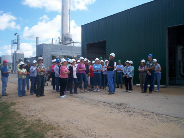 August Field Trip Merit Energy