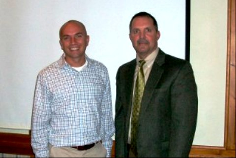 Dan Triezenberg & Dave Weisenburger. Thanks Dave for updating COPAS of Michigan on Insurance for the Oil & Gas Industry.